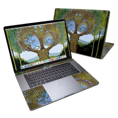 MacBook Pro 15in (2016) Skin - Celtic Tree