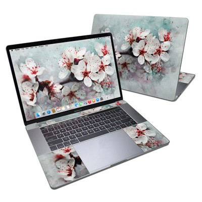 MacBook Pro 15in (2016) Skin - Cherry Blossoms