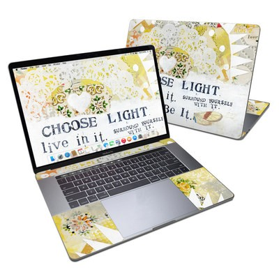 MacBook Pro 15in (2016) Skin - Choose Light