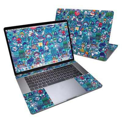 MacBook Pro 15in (2016) Skin - Cosmic Ray