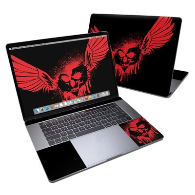 MacBook Pro 15in (2016) Skin - Dark Heart Stains
