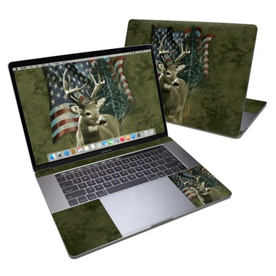 MacBook Pro 15in (2016) Skin - Deer Flag