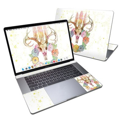 MacBook Pro 15in (2016) Skin - Deer Skull