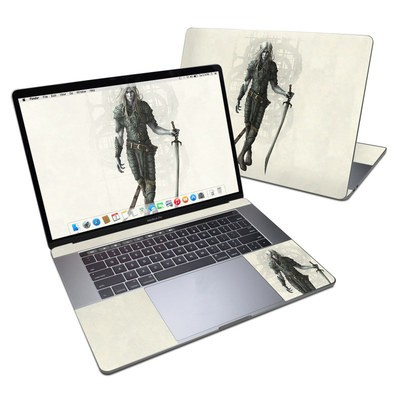 MacBook Pro 15in (2016) Skin - Dark Elf