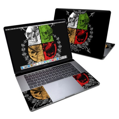 MacBook Pro 15in (2016) Skin - Devils Herald