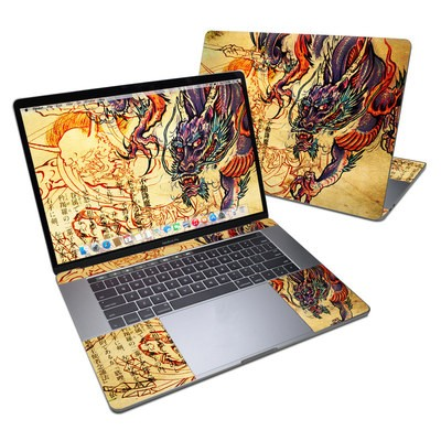 MacBook Pro 15in (2016) Skin - Dragon Legend