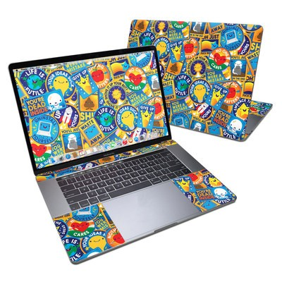 MacBook Pro 15in (2016) Skin - Eff Right Off