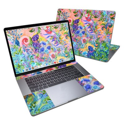 MacBook Pro 15in (2016) Skin - Fantasy Garden