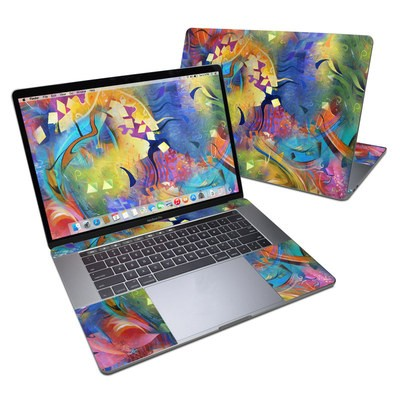MacBook Pro 15in (2016) Skin - Fascination