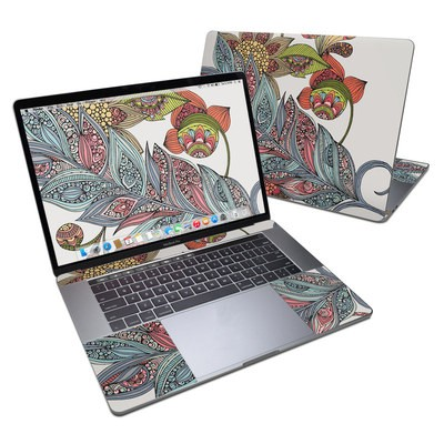 MacBook Pro 15in (2016) Skin - Feather Flower