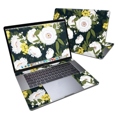 MacBook Pro 15in (2016) Skin - Fleurette Night