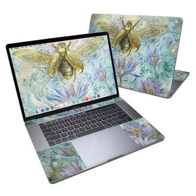 MacBook Pro 15in (2016) Skin - When Flowers Dream
