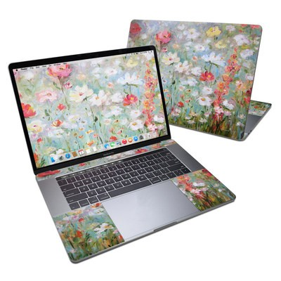 MacBook Pro 15in (2016) Skin - Flower Blooms