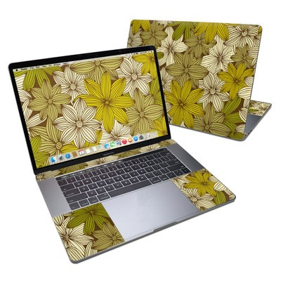 MacBook Pro 15in (2016) Skin - Flower Camo