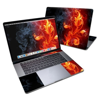 MacBook Pro 15in (2016) Skin - Flower Of Fire