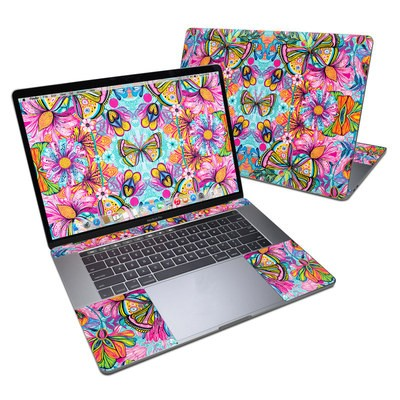 MacBook Pro 15in (2016) Skin - Free Butterfly