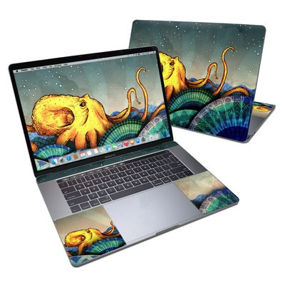 MacBook Pro 15in (2016) Skin - From the Deep