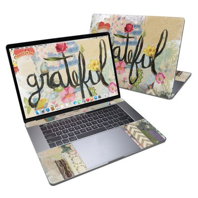MacBook Pro 15in (2016) Skin - Grateful