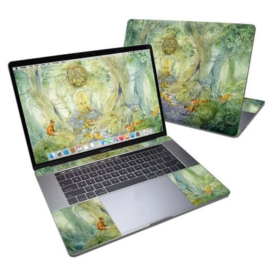 MacBook Pro 15in (2016) Skin - Green Gate