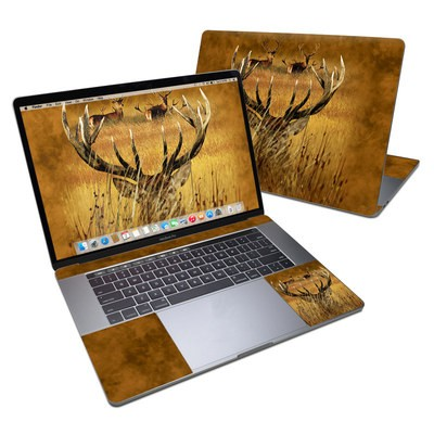 MacBook Pro 15in (2016) Skin - Hiding Buck