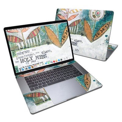 MacBook Pro 15in (2016) Skin - Holy Mess