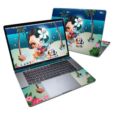 MacBook Pro 15in (2016) Skin - Hula Night