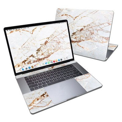 MacBook Pro 15in (2016) Skin - Hazel Marble