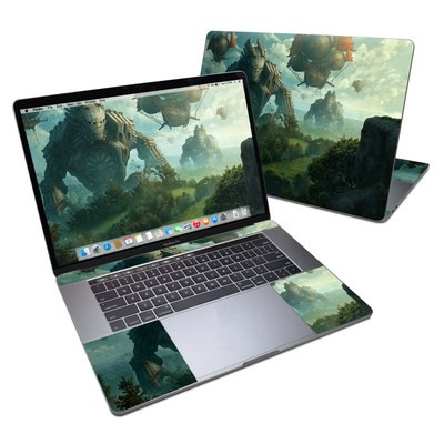 MacBook Pro 15in (2016) Skin - Invasion