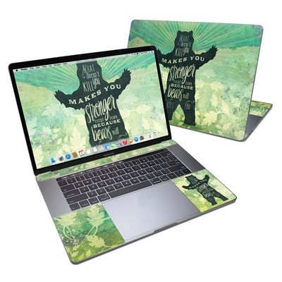 MacBook Pro 15in (2016) Skin - What Doesnt Kill You