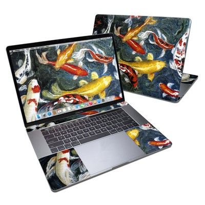 MacBook Pro 15in (2016) Skin - Koi's Happiness