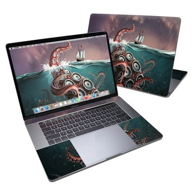 MacBook Pro 15in (2016) Skin - Kraken