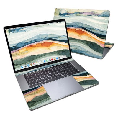 MacBook Pro 15in (2016) Skin - Layered Earth