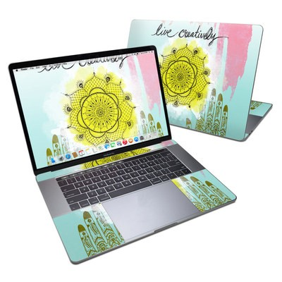 MacBook Pro 15in (2016) Skin - Live Creative