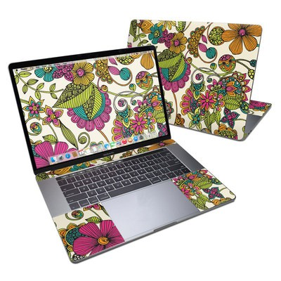 MacBook Pro 15in (2016) Skin - Maia Flowers