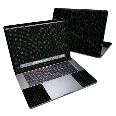 MacBook Pro 15in (2016) Skin - Matrix Style Code
