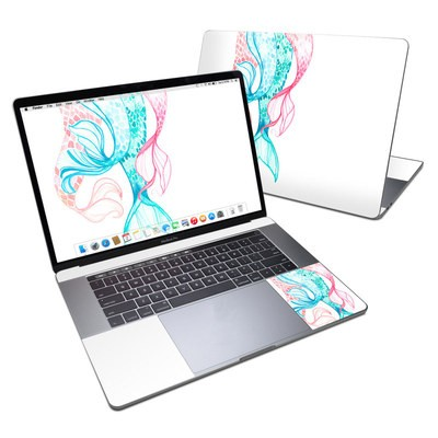 MacBook Pro 15in (2016) Skin - Mermaid Tails