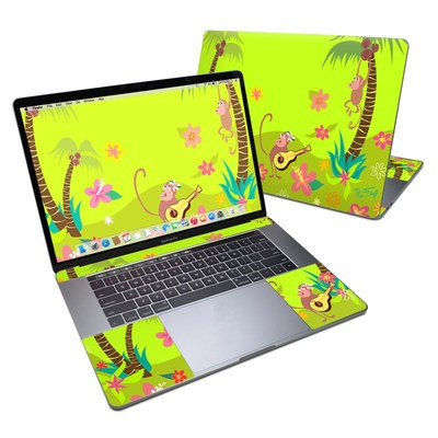 MacBook Pro 15in (2016) Skin - Monkey Melody