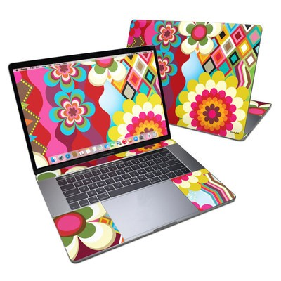 MacBook Pro 15in (2016) Skin - Mosaic