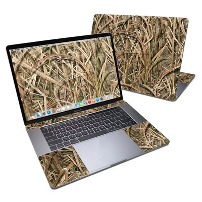 MacBook Pro 15in (2016) Skin - Shadow Grass Blades