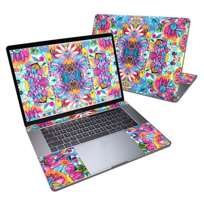 MacBook Pro 15in (2016) Skin - Multicolor World