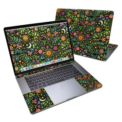 MacBook Pro 15in (2016) Skin - Nature Ditzy