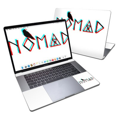 MacBook Pro 15in (2016) Skin - Nomad 3D