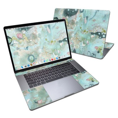 MacBook Pro 15in (2016) Skin - Organic In Blue