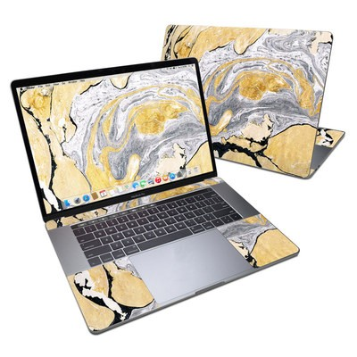 MacBook Pro 15in (2016) Skin - Ornate Marble