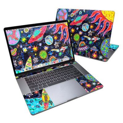 MacBook Pro 15in (2016) Skin - Out to Space