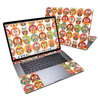 MacBook Pro 15in (2016) Skin - Owls Family