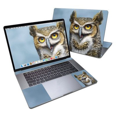 MacBook Pro 15in (2016) Skin - Owl Totem