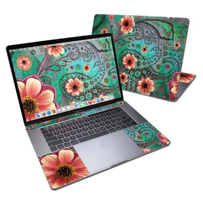 MacBook Pro 15in (2016) Skin - Paisley Paradise