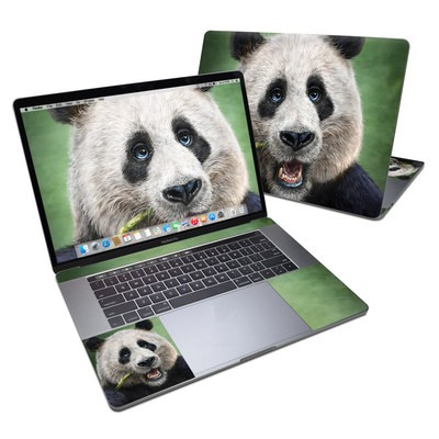 MacBook Pro 15in (2016) Skin - Panda Totem