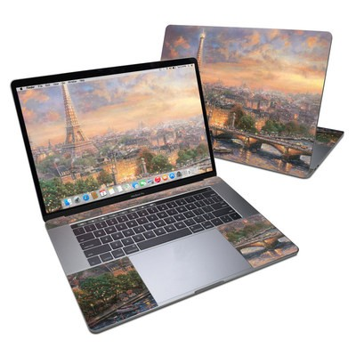 MacBook Pro 15in (2016) Skin - Paris City of Love